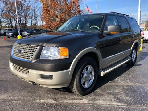 2006 Ford Expedition for sale in Ortonville, MI
