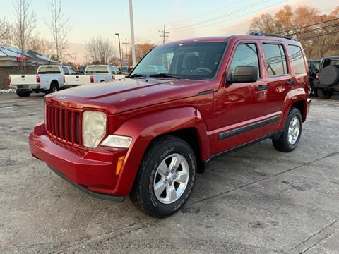 2010 Jeep Liberty for sale in Ortonville, MI
