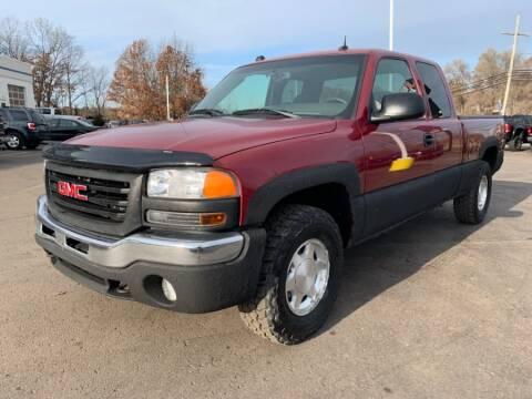 2004 GMC Sierra 1500 for sale in Ortonville, MI