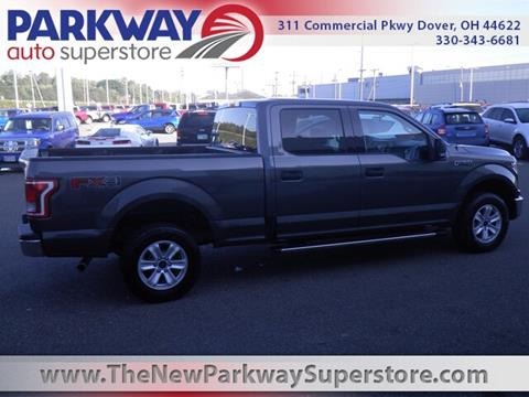 2015 Ford F-150 for sale in Dover, OH