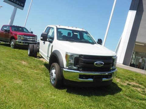 2019 Ford F-550 Super Duty for sale in Dover, OH