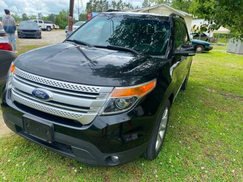2014 Ford Explorer XLT for sale at Southtown Auto Sales in Whiteville NC