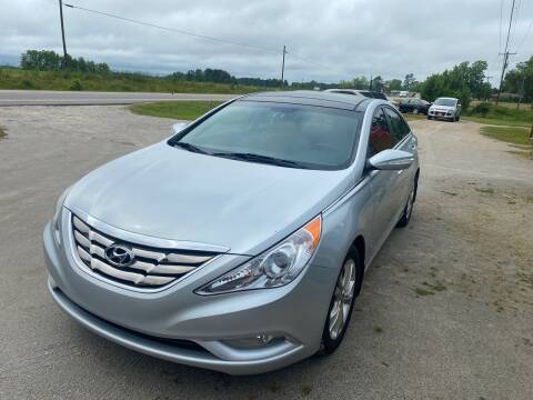 2013 Hyundai Sonata Limited for sale at Southtown Auto Sales in Whiteville NC