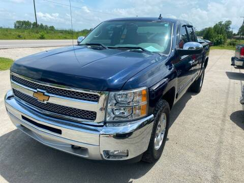 2012 Chevrolet Silverado 1500 LT for sale at Southtown Auto Sales in Whiteville NC