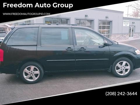2002 Mazda MPV for sale in Pocatello, ID