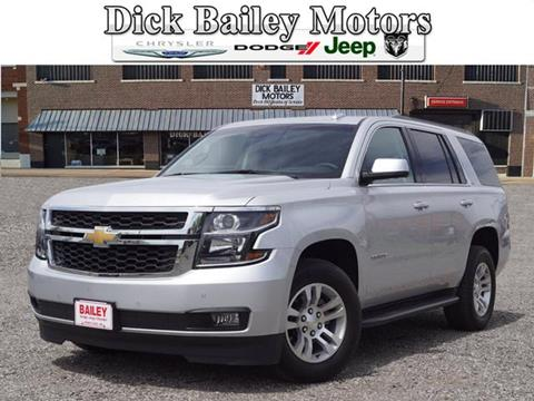 2018 Chevrolet Tahoe for sale in Okmulgee, OK