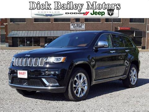 2019 Jeep Grand Cherokee for sale in Okmulgee, OK