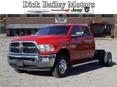 2018 RAM Ram Chassis 3500 for sale in Okmulgee, OK