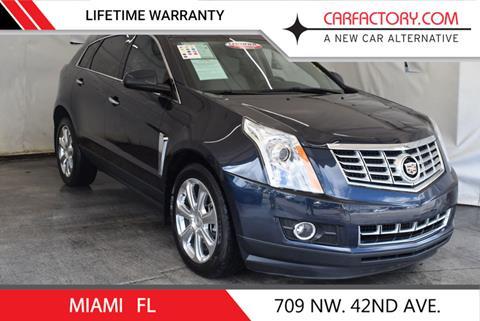 2015 Cadillac SRX for sale in Miami, FL