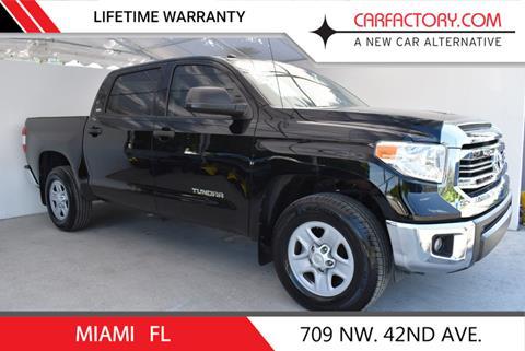 2016 Toyota Tundra for sale in Miami, FL
