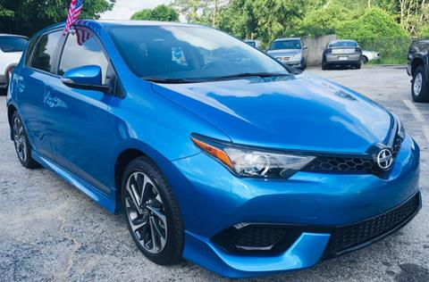 2016 Scion iM for sale in Austell, GA