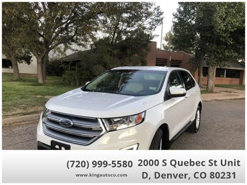 2016 Ford Edge for sale in Denver, CO