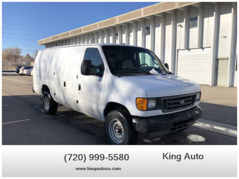 2007 Ford E-Series Cargo for sale in Denver, CO