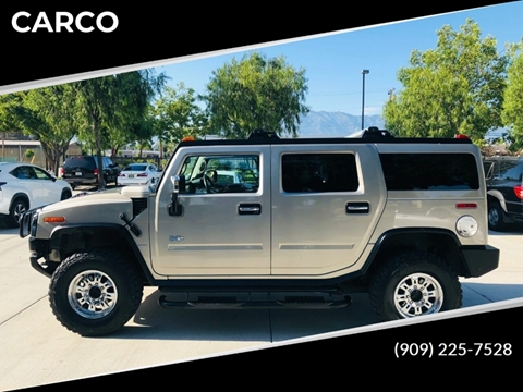 2003 HUMMER H2 for sale in Ontario, CA