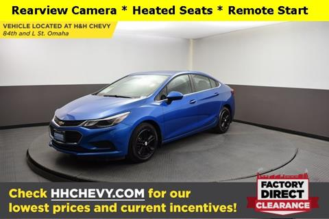 2018 Chevrolet Cruze for sale in Omaha, NE