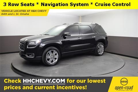 Gmc Acadia Limited >> 2017 Gmc Acadia Limited For Sale In Omaha Ne
