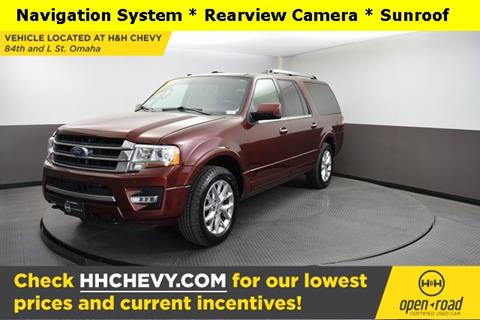 2017 Ford Expedition EL for sale in Omaha, NE