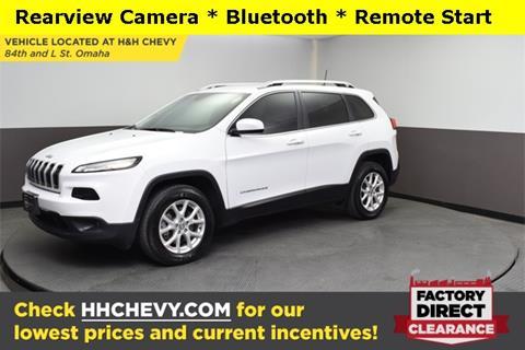 2016 Jeep Cherokee for sale in Omaha, NE
