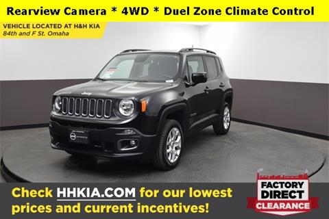 2017 Jeep Renegade for sale in Omaha, NE