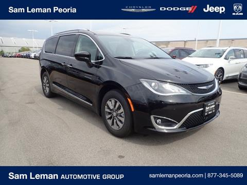 2020 Chrysler Pacifica for sale in Peoria, IL
