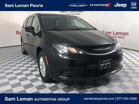 2020 Chrysler Voyager for sale in Peoria, IL