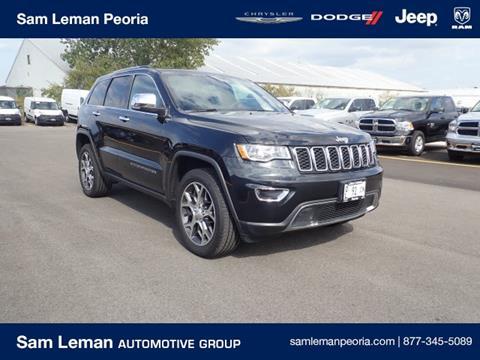2019 Jeep Grand Cherokee for sale in Peoria, IL