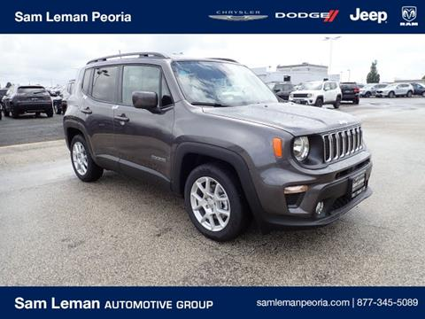 2019 Jeep Renegade for sale in Peoria, IL