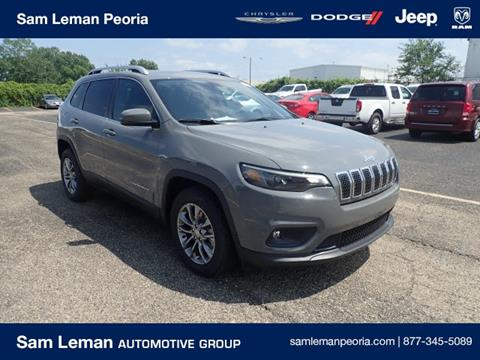 2019 Jeep Cherokee for sale in Peoria, IL