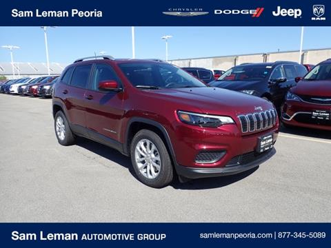 2020 Jeep Cherokee for sale in Peoria, IL