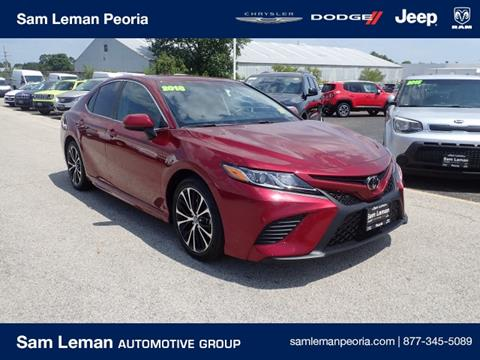 2018 Toyota Camry for sale in Peoria, IL