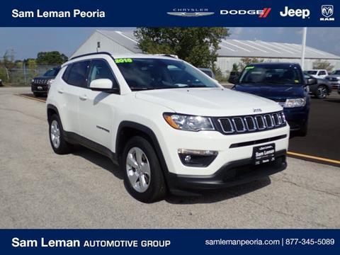 2018 Jeep Compass for sale in Peoria, IL