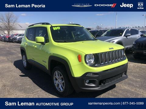2017 Jeep Renegade for sale in Peoria, IL
