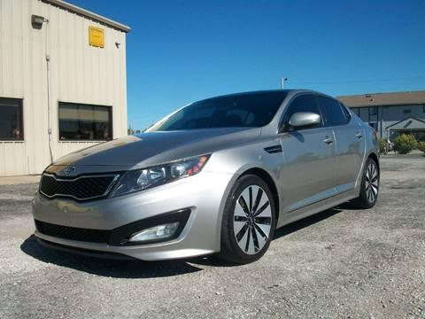 2011 Kia Optima for sale in Oak Grove, MO