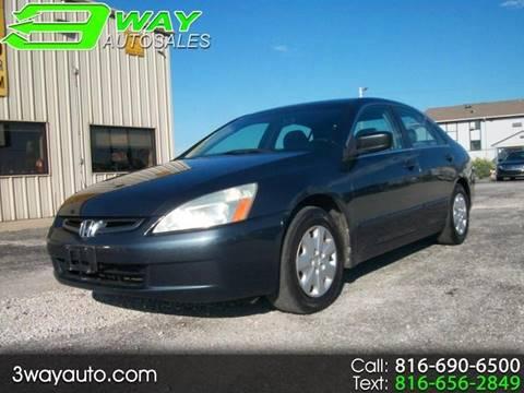 2003 Honda Accord for sale in Oak Grove, MO