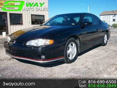 2003 Chevrolet Monte Carlo for sale in Oak Grove, MO