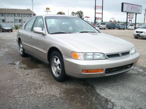 1997 Honda Accord for sale in Oak Grove, MO