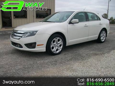 2011 Ford Fusion for sale in Oak Grove, MO