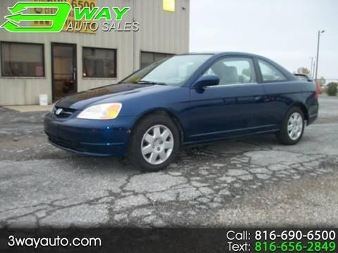 2001 Honda Civic for sale in Oak Grove, MO