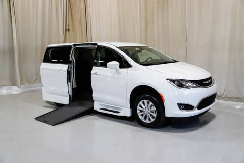 2019 Chrysler Pacifica Touring Plus for sale at Rollx Vans in Savage MN