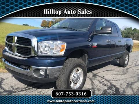 2006 Dodge Ram Pickup 2500 for sale in Cortland, NY