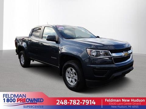 2019 Chevrolet Colorado for sale in New Hudson, MI