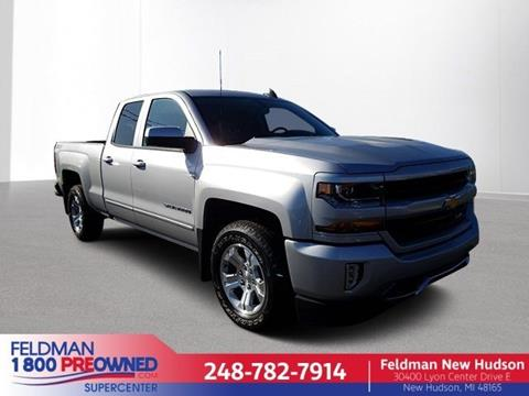 2018 Chevrolet Silverado 1500 for sale in New Hudson, MI