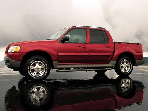2004 Ford Explorer Sport Trac for sale in New Hudson, MI