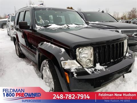 2012 Jeep Liberty for sale in New Hudson, MI