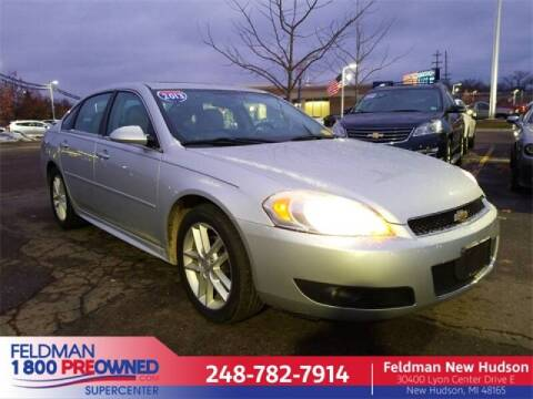 2013 Chevrolet Impala for sale in New Hudson, MI