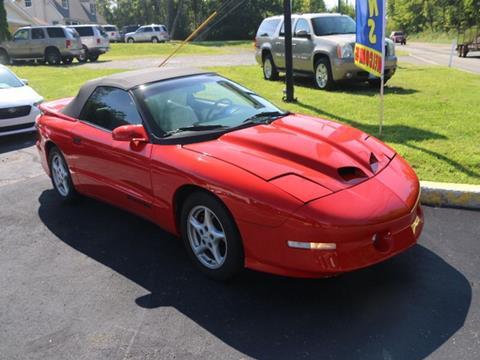 1997 Pontiac Firebird for sale in Branchville, NJ