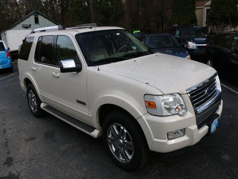 2007 Ford Explorer for sale in Branchville, NJ