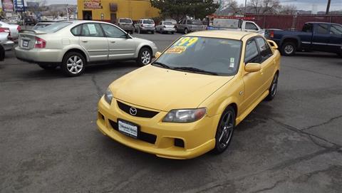 2003 Mazda MAZDASPEED Protege for sale in Sparks, NV