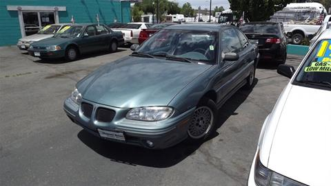 1997 Pontiac Grand Am for sale in Sparks, NV