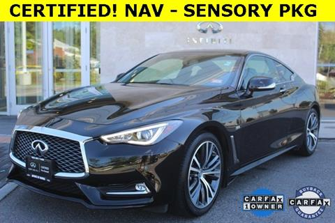 2018 Infiniti Q60 for sale in Nashua, NH